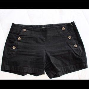 "J. Crew 3"" Button Front Shorts"